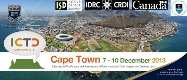ICTD 2013