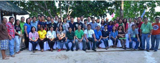 The ELA Workshop participants