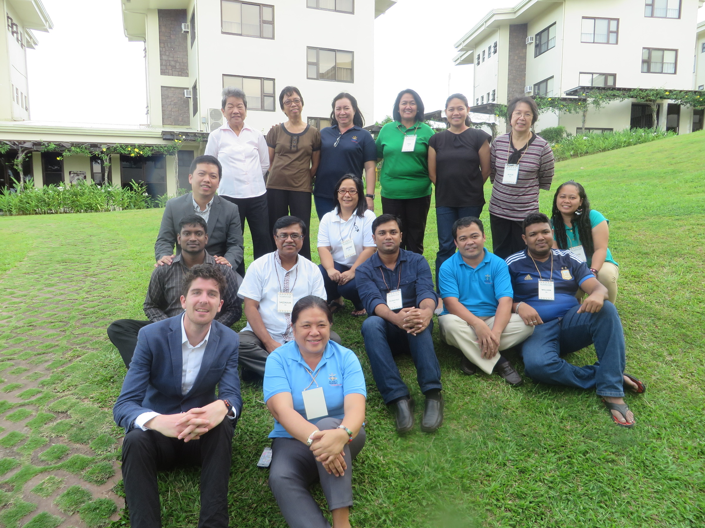 MSC Participants - CCT Tagaytay.