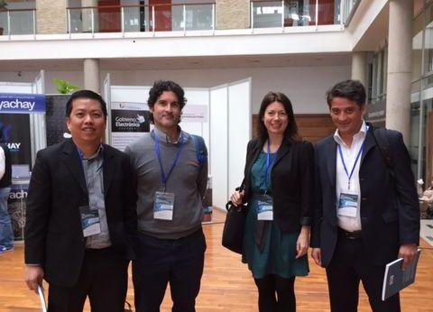 The Panel Members and ICEDEG 2015 Ecuador