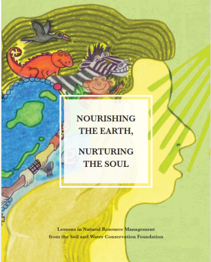 nourishing book cover